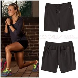 CALIA Carrie Underwood Anywhere Athletic Shorts